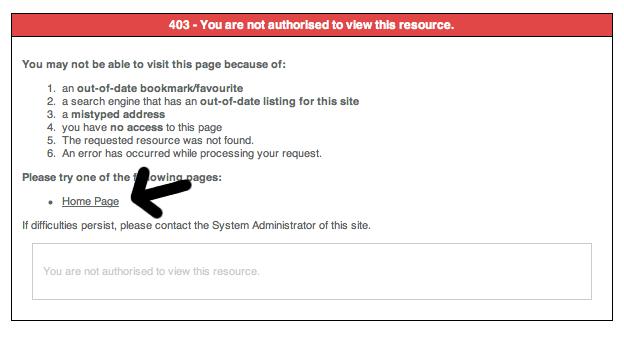 system error 5 has occurred